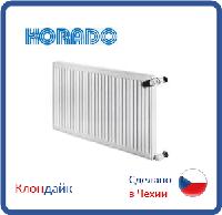 Стальной радиатор Korado тип 33 500*900 боковое подключение