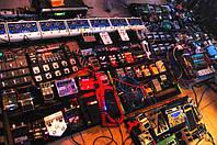 Примочки гитарные, звуковые эффекты, процессоры, эмуляторы.