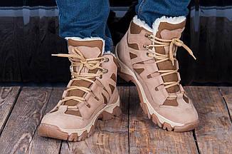 """Ботинки """"Ukr-Tec"""" Зима бежевый, 36-46 размеры"""