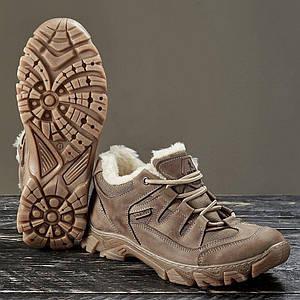 Тактические кроссовки «Ukr-Tec» Зимние крейзи, 36-46 размеры
