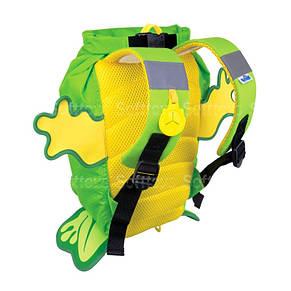 Рюкзак  лягушка PADDLEPAK FROG RIBBIT, фото 2