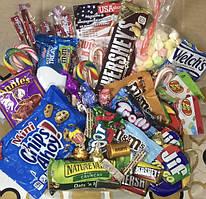 Подарочные наборы и конфеты из США