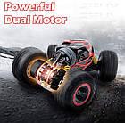 Перевертыш  1:16 Красный Скальный Багги на радиоуправлении Rock Crawler Cars Buggy 2.4Ghz, фото 2