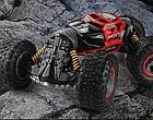 Перевертыш  1:16 Красный Скальный Багги на радиоуправлении Rock Crawler Cars Buggy 2.4Ghz, фото 4