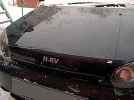Дефлектор капота HONDA HR-V 1999-2005 logo