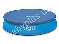 Тент для круглого бассейна Intex 28020