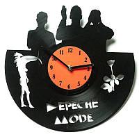Часы настенные Depeche Mode,магазин настенных часов