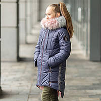 "Зимняя куртка для девочки ""Гуччи"", фото 1"