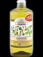 Шампунь для волос против перхоти (Березовые почки и Касторовое масло) - Зеленая Аптека 1л.