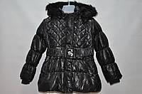 Куртка черная 5 лет (Д)