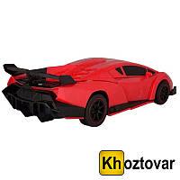 Машинка-трансформер радиоуправляемая Lamborghini | Масштаб 1:18