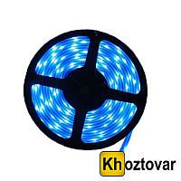 Светодиодная лента с влагозащитой LED 3528 Blue