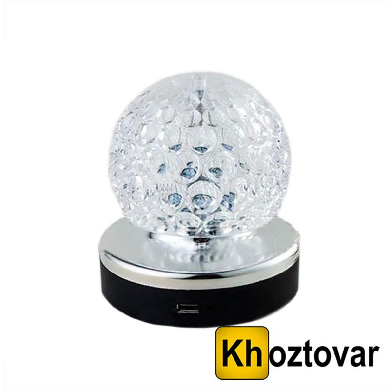 Светодиодный ночник диско лампа RHD-157
