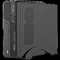 Корпус Slim LP S6055 BK USB 3.0x1, USB 2.0x1 + Блок питания Micro ATX 400W 8см