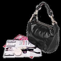 Женская сумка Realer P112 черная