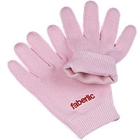 Faberlic Увлажняющие силиконовые перчатки арт 11006
