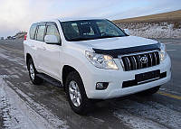Дефлектор капота TOYOTA LAND CRUISER PRADO 150 с 2009-