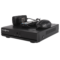 Уценка. Гибридный видеорегистратор AHD Green Vision GV-A-S032/04 ** 1080N