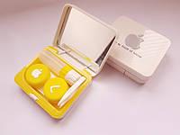 Дорожный комплект для контактных линз  Apple - Jieda