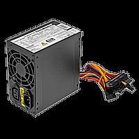 Блок питания LogicPower ATX 400W, fan 8см, 2 SATA, black