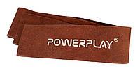 Лямки для тяги, подъемов PowerPlay высококачественная кожа