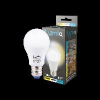 Светодиодная лампа Ilumia с тремя типами температур света 10Вт, цоколь Е27, 3000/4000/6000К (все фазы Солнца), 1000Лм (062)