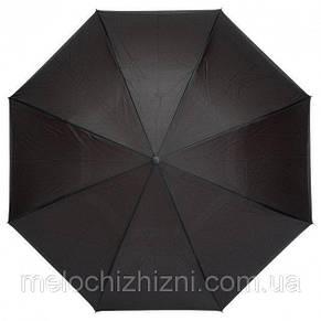 Зонтик umbrella зонт наоборот ЦВЕТОК СВЕТЛО РОЗОВЫЙ, фото 3