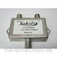 Диплексер SATCOM SAT/TV