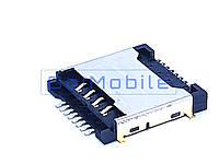 Коннектор SIM Nomi Corsa / китайские планшеты / Lenovo A520/ A580/ A690/ A780/ A800/ S720 / S660