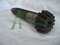 Вал вторичный коробки перемены передач трактора ЮМЗ-80.. 75-1701105-Б1