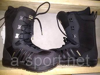 Нові черевики для сноуборда Adidas samba 28 см