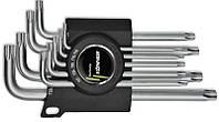 Набор ключей TORX Cr-V 9шт. (T10–T50)
