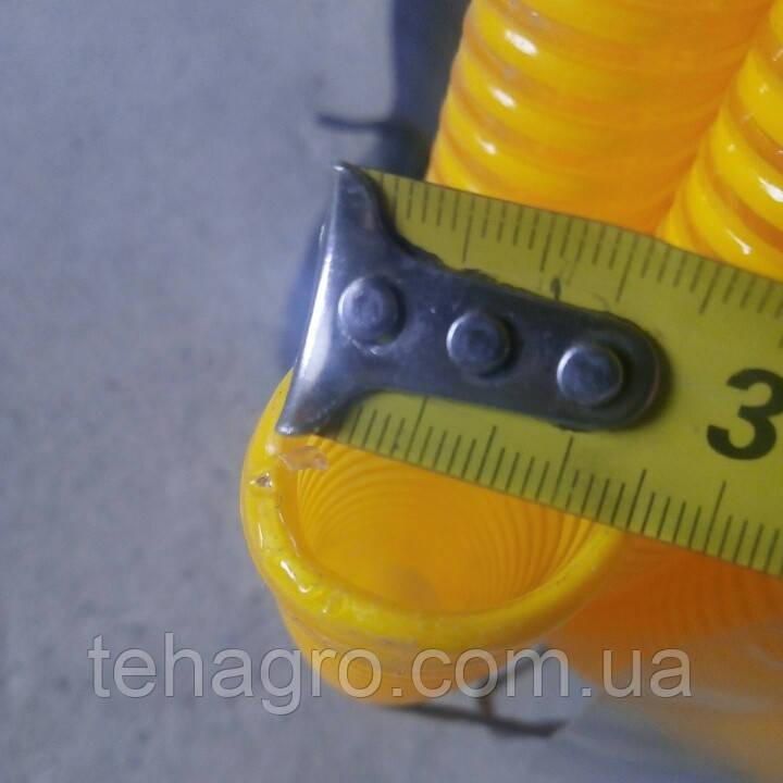 """Шланг гофрированый химстойкий диаметр 25 мм, 1""""."""