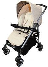 Прогулочная коляска Babylux Carita 208S beige