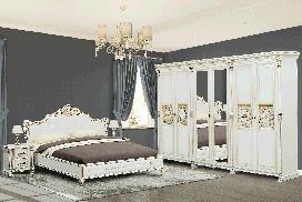 Комплект спальни Аманда Скай со шкафом 6Д
