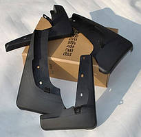 Брызговики  Nissan Xtrail 2007-2012 (полный кт 4-шт), кт.