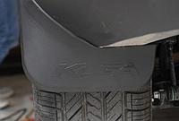 Брызговики  Ford Kuga 2013 -> (полный кт 4-шт), кт.