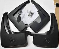Брызговики  Mercedes Benz GL 2010- (полный кт 4-шт), кт.