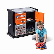 Детский комод для одежды Hot Wheels Step2 858399