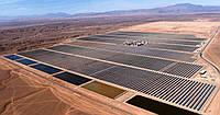 У Сахарі запрацювала велетенська сонячна електростанція