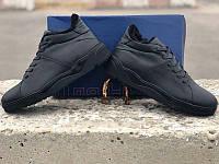 Ботинки мужские кожа зима GR0086-1
