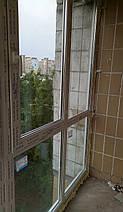Французское остекление Г-образного балкона, фото 2