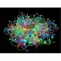 Гирлянда светодиодная 700 Led RGB прозрачный провод