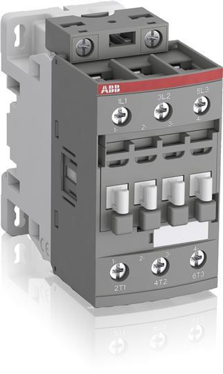 Контактор AF26-30-00-13 100-250B AC/DC 3P 26А 3НО 6.5кВт ABB 1SBL237001R1300