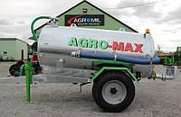 Ассенизаторская машина (полуприцеп цистерна) Agro-Max 4000