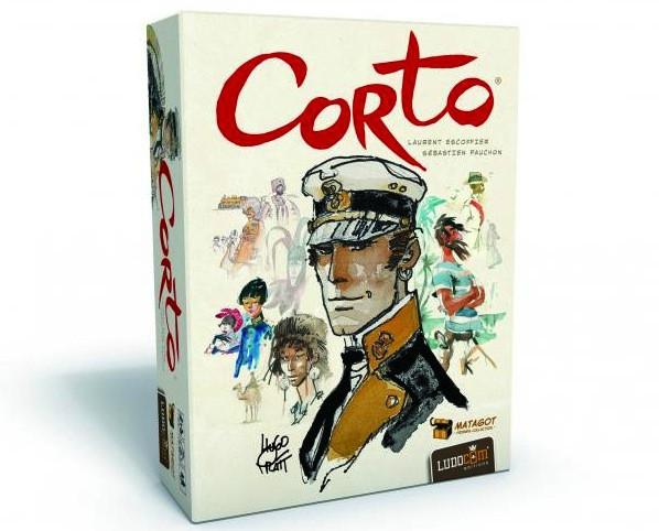Настольная игра Matagot Corto (3770002282069)