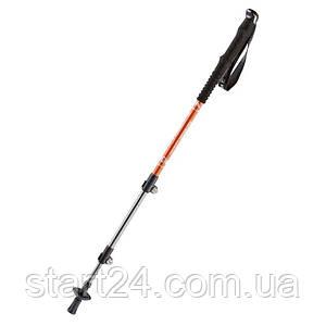 Треккинговая палка (палка для скандинавской ходьбы) Himalayas 8850, антишок, дюралюм, Lmax=133cm.