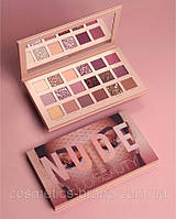 Тени для век HUDA BEAUTY The New Nude Eye Shadow Palette (реплика)