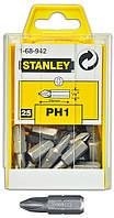Набор насадок отверточных STANLEY Cr-V РН2х50мм 10 шт, фото 1