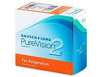 Контактные линзы PureVision 2 for Astigmatism (6 шт)